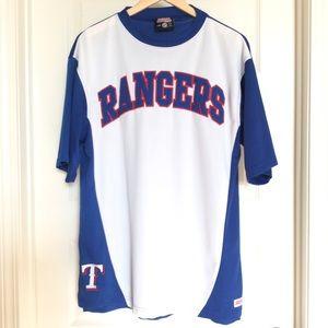Texas Rangers Baseball Team Men's Shirt Large